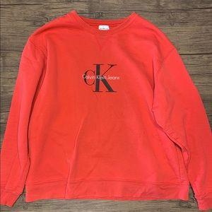 Vintage Eed Calvin Klein Jeans Crewneck